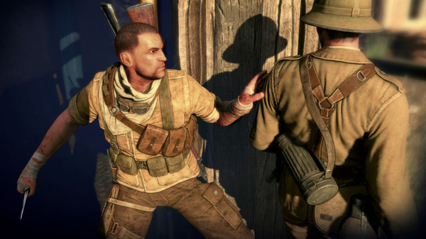 Скриншот №21 к Sniper Elite 3