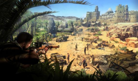 Скриншот №1 к Sniper Elite 3