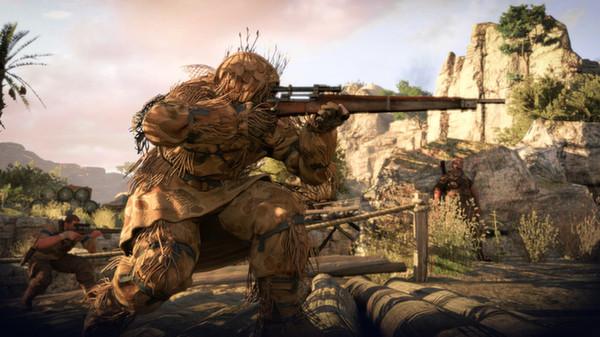Скриншот №2 к Sniper Elite 3
