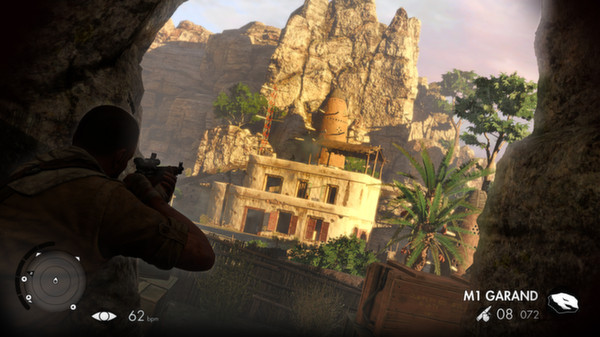Скриншот №6 к Sniper Elite 3