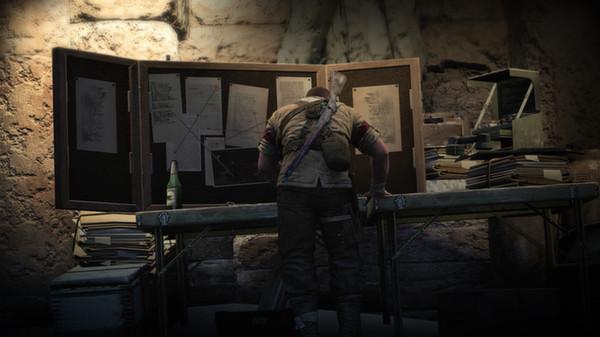 Скриншот №20 к Sniper Elite 3