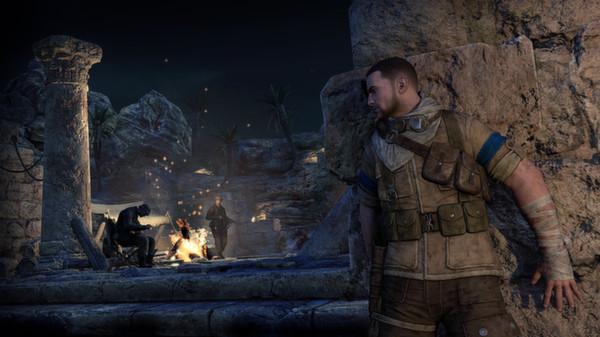 Скриншот №3 к Sniper Elite 3
