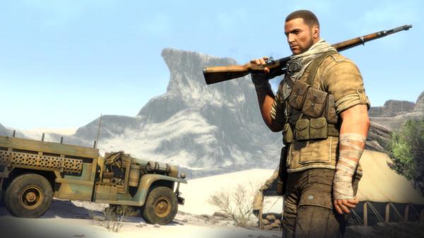 Скриншот №24 к Sniper Elite 3