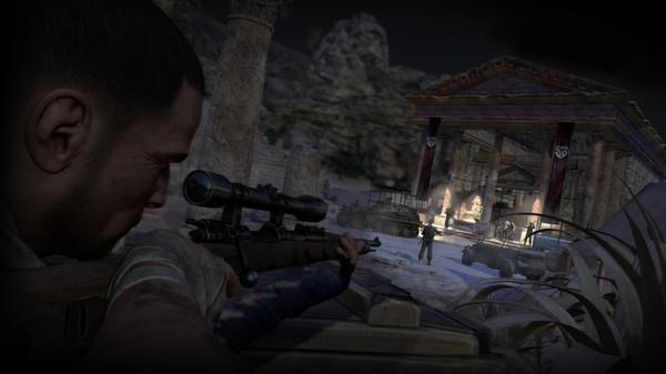 Скриншот №8 к Sniper Elite 3