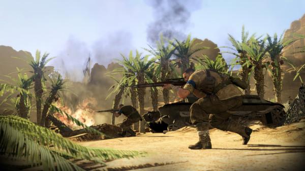 Скриншот №15 к Sniper Elite 3