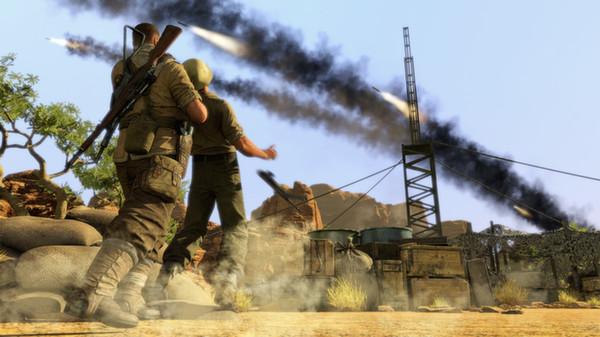 Скриншот №9 к Sniper Elite 3