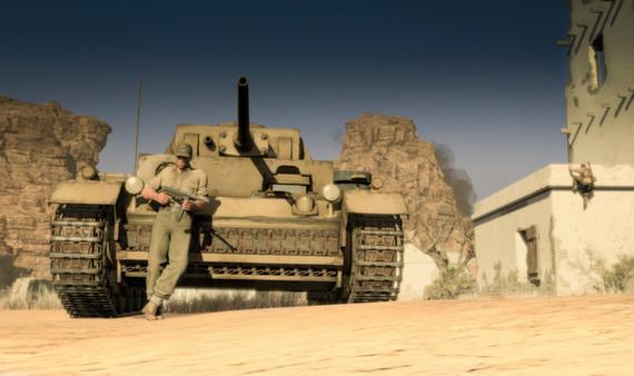 Скриншот №26 к Sniper Elite 3