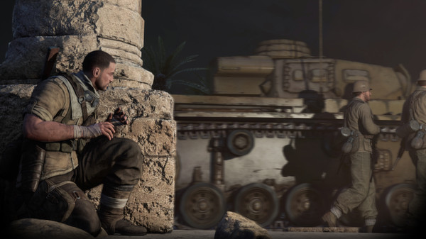 Скриншот №14 к Sniper Elite 3
