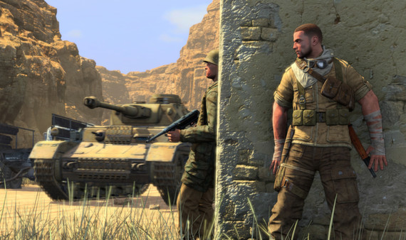 Скриншот №10 к Sniper Elite 3