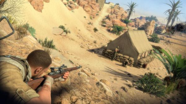 Скриншот №22 к Sniper Elite 3