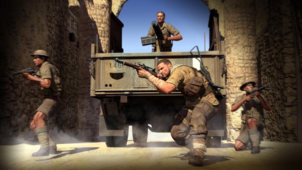 Скриншот №13 к Sniper Elite 3