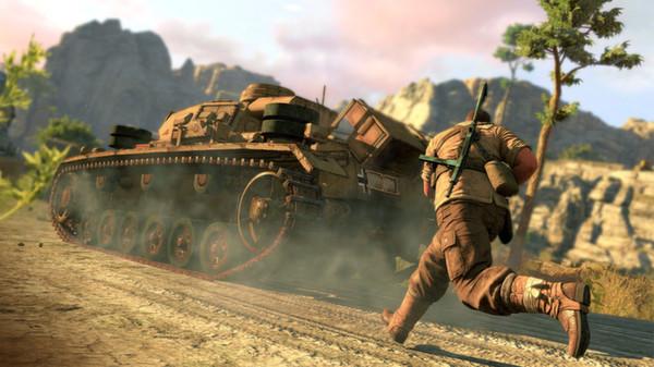 Скриншот №7 к Sniper Elite 3
