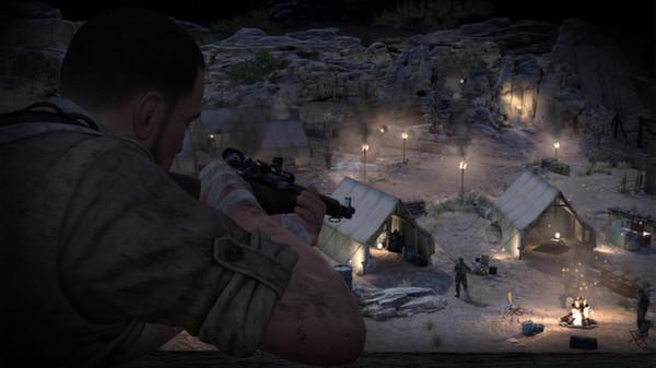 Скриншот №27 к Sniper Elite 3