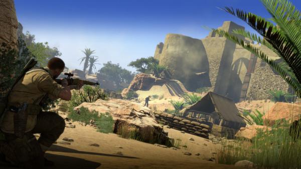 Скриншот №25 к Sniper Elite 3