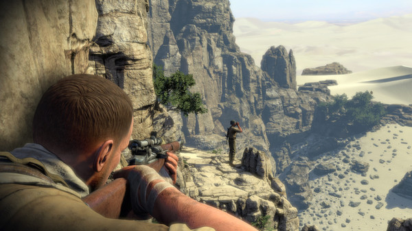 Скриншот №12 к Sniper Elite 3