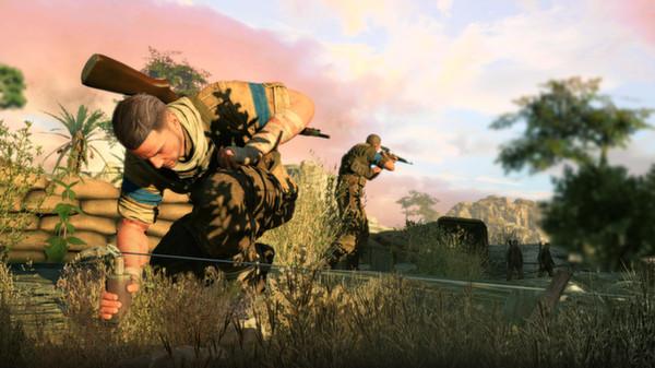 Скриншот №4 к Sniper Elite 3