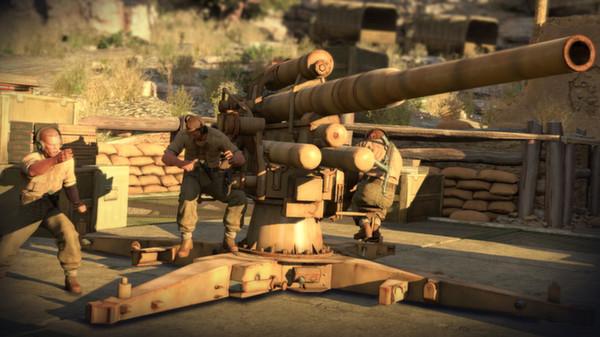 Скриншот №16 к Sniper Elite 3