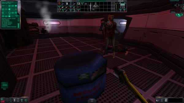 Скриншот №1 к System Shock 2