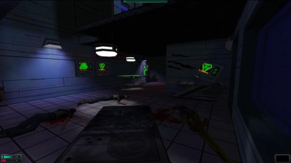 Скриншот №4 к System Shock 2