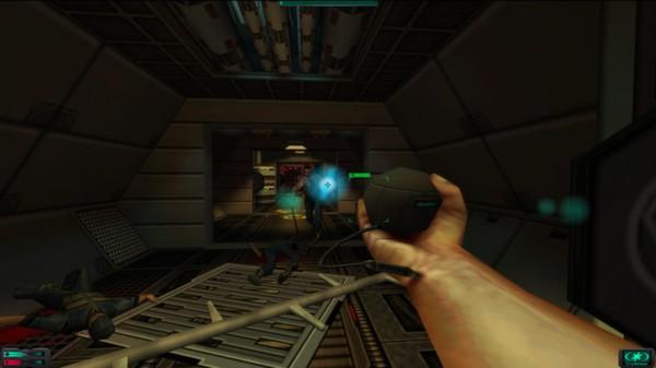 Скриншот №3 к System Shock 2