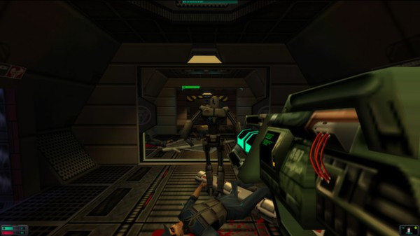 Скриншот №7 к System Shock 2