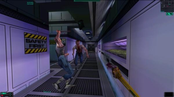 Скриншот №8 к System Shock 2