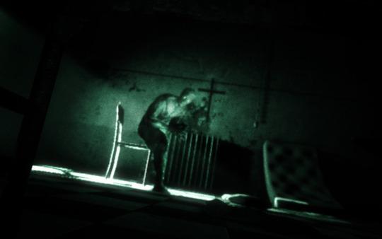 Скриншот №1 к Outlast