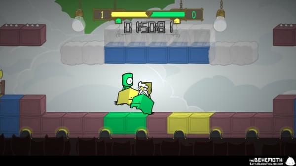 Скриншот №13 к BattleBlock Theater®