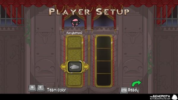 Скриншот №2 к BattleBlock Theater®