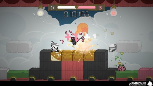 Скриншот №16 к BattleBlock Theater®