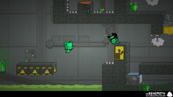 Скриншот №4 к BattleBlock Theater®