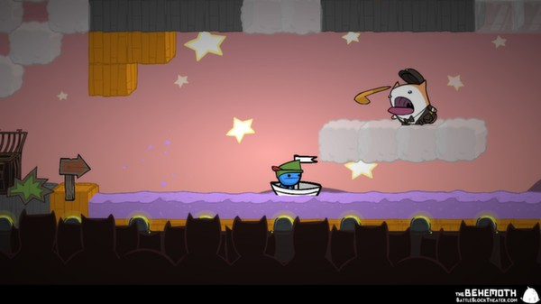 Скриншот №5 к BattleBlock Theater®