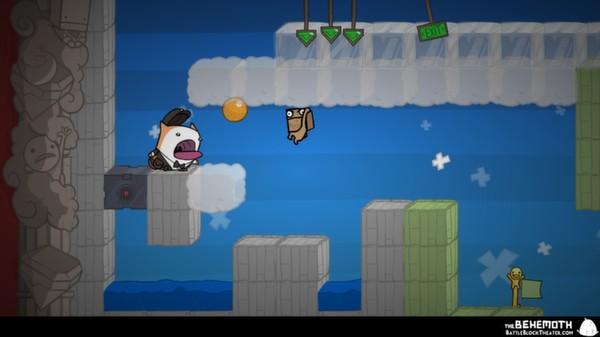 Скриншот №3 к BattleBlock Theater®