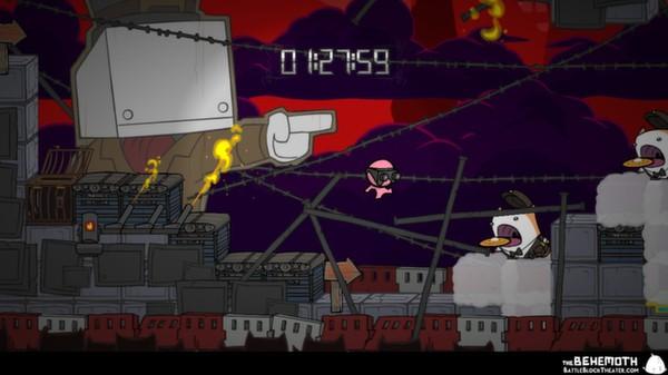 Скриншот №8 к BattleBlock Theater®