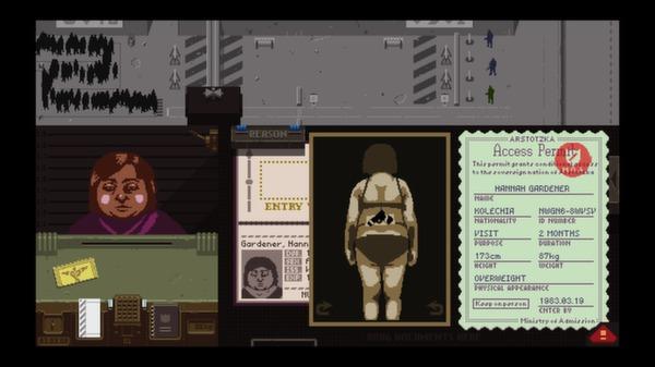 Скриншот №8 к Papers Please