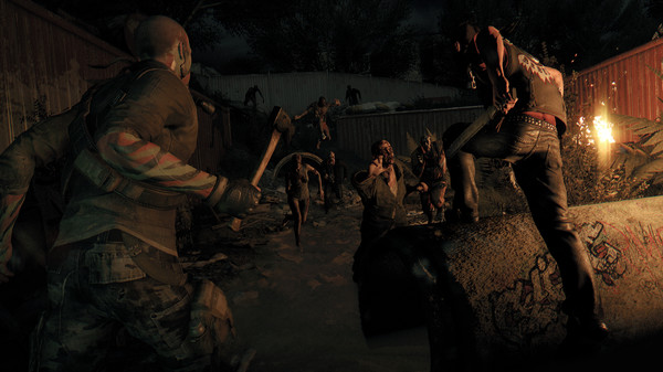 Скриншот №13 к Dying Light