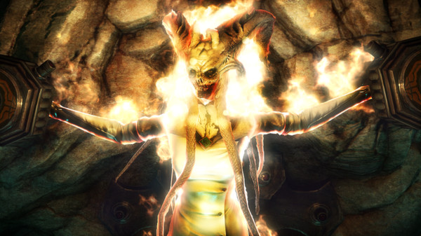 Скриншот №4 к Castlevania Lords of Shadow 2