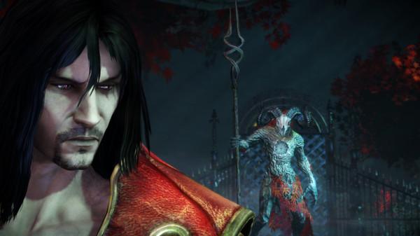 Скриншот №1 к Castlevania Lords of Shadow 2