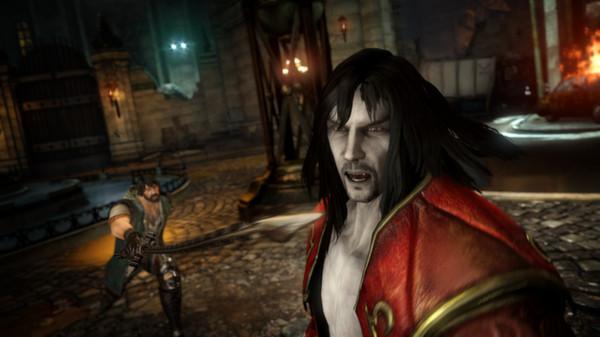 Скриншот №14 к Castlevania Lords of Shadow 2