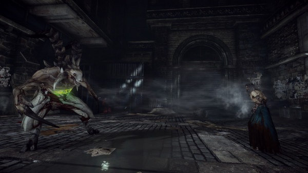 Скриншот №2 к Castlevania Lords of Shadow 2