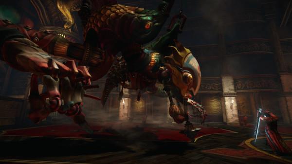 Скриншот №10 к Castlevania Lords of Shadow 2