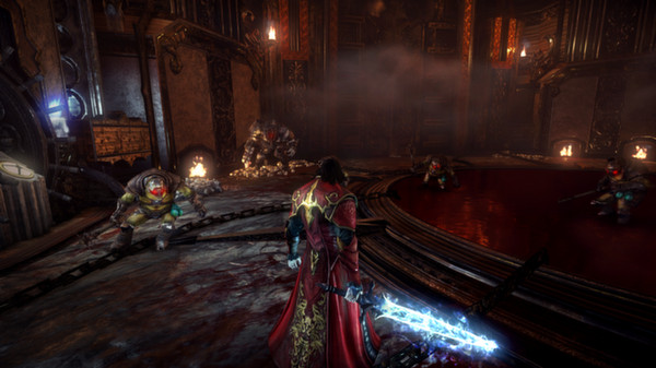 Скриншот №13 к Castlevania Lords of Shadow 2