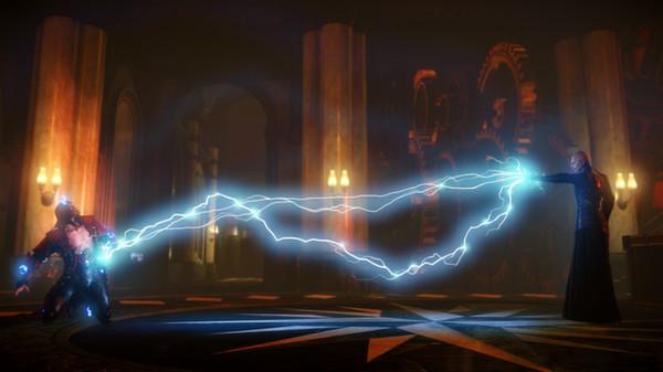 Скриншот №3 к Castlevania Lords of Shadow 2
