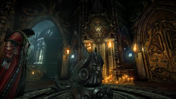 Скриншот №12 к Castlevania Lords of Shadow 2