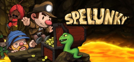 Spelunky Cover Image