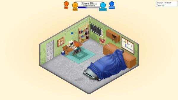 Скриншот №1 к Game Dev Tycoon