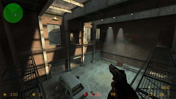 Counter-Strike: Source (CS: S) скриншот