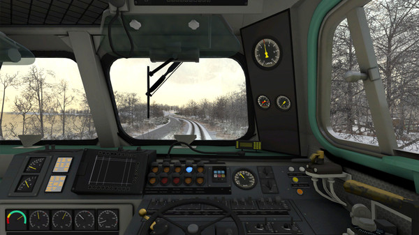 Скриншот №4 к Train Simulator 2021