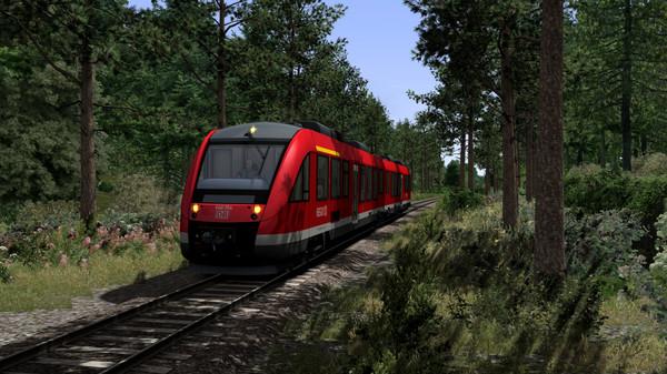 скриншот Train Simulator 2