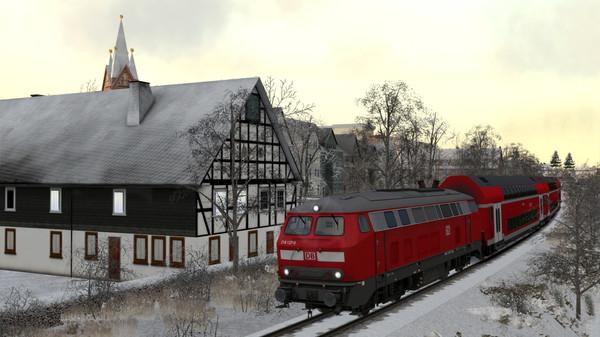 Скриншот №5 к Train Simulator 2021